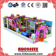 Kinder Happy Indoor Soft Vergnügungspark