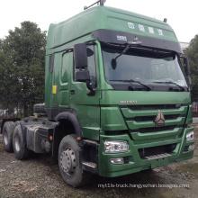 sinotruk howo tractor truck low price sale