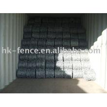 BTO22 razor barbed wire netting
