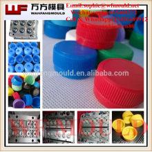 Molde de inyección de plástico para la fabricación de moldes de tapones de botellas de agua mineral