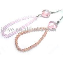 мода bling шику ремень с сердце кристалл Шарм