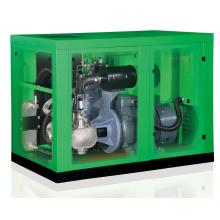 Compresseur d'air à vis sans huile (160KW, 10bar)