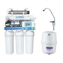 Filtro de agua del sistema de ósmosis inversa con esterilizador UV