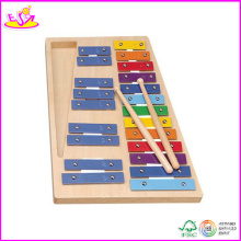 2014 New Wooden Xylophone, Popular Wooden Xylophone and Hot Sale Wooden Xylophone for Kids in Stock W07c025