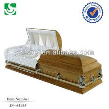 Новый американский стиль шкатулка гроб