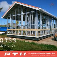 China Economic Light Steel Villa House as Prefabricated Department