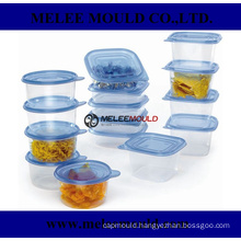 Plastic Injection Tool for Container Made in China
