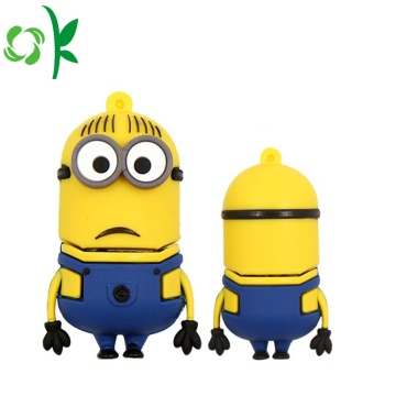 Minion Soft Pen USB 3.0 Flash Drives Cover