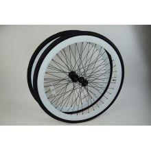 700c ruedas fijas de ruedas de bicicleta