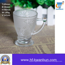 High Quality Glass Frosted Beer Cup Mug Kb-Jh06001
