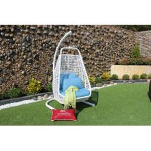 Hot Design Outdoor Patio Garden Wicker Swing Chair Poly Rattan Hammock