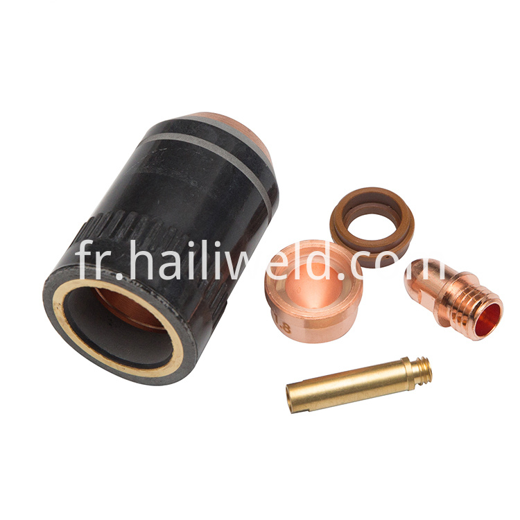 A81 plasma electrode and tips compatible parts for Trafimet (3)