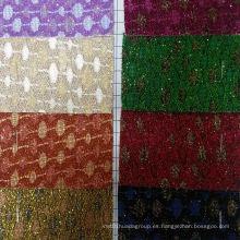 Ck-284 Textil pequeño papel pintado de diamantes para la decoración