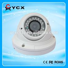 Cámara de la bóveda de 1.3 MP 960P AHD del interior popular, cámara del CCTV