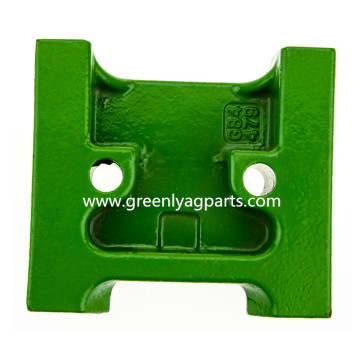 H84479 Supporto fuso folle inferiore adatto per John Deere