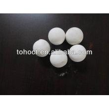 Hollow ceramic ball