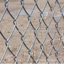 Stainless Steel Chain Link Fence Manufaturing