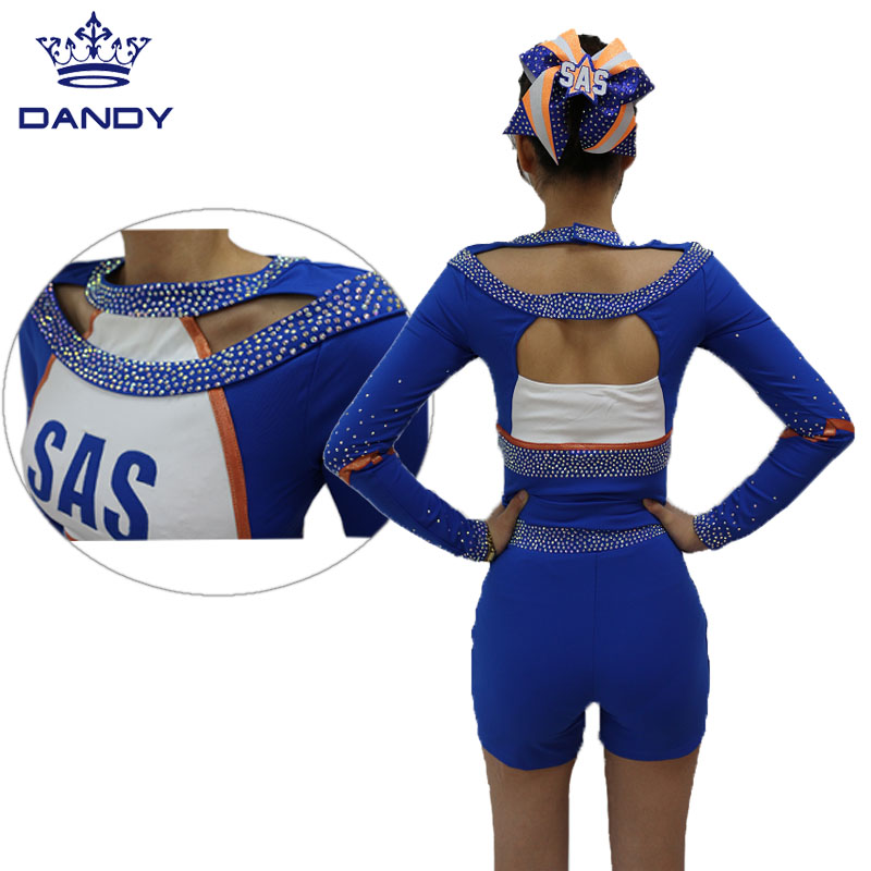 college cheer uniforms