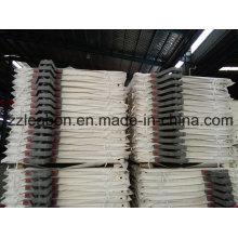 Tissu filtrant de haute qualité pour plaque filtrante