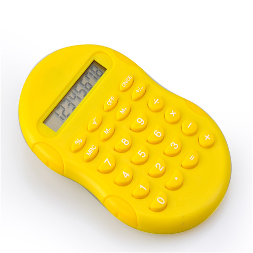 colorful portable calculator