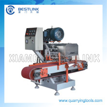Multiblade Stone Block Thin Tile Cut Machine From Bestlink