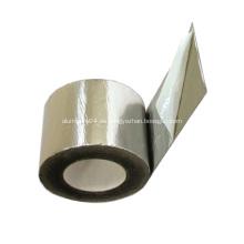 Cinta adhesiva anticorrosión de butilo de papel de aluminio