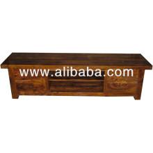 sheesham wood tv cabinet