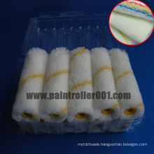 """4"""" (100mm) Acrylic Baby Mini Paint Roller Sleeve Paint Roller Cover"""