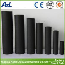 Núcleo núcleo de carbón activado