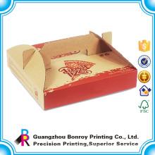 Eco-friendly Custom Round Pizza Paper Delivery Box Wholesale