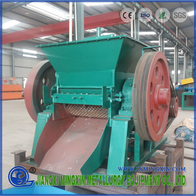 Kabel Limbah Daur Ulang Copper Wire Shredder