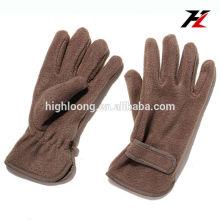 Профессиональные легкие и теплые полярные перчатки зимней руки