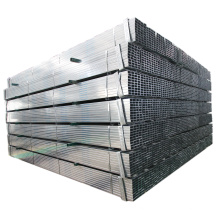 square rectangular black carbon  hot dipped pre galvanized varnish coating hollow section steel pipe