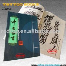 Libro del tatuaje de la referencia