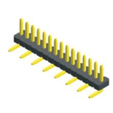 Tipo da fileira SMT do encabeçamento do Pin de 1.27mm único