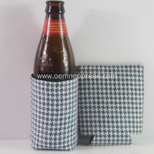 Checks Collapsible Neoprene Can Coolers for 12oz