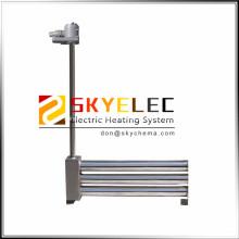 Calentador inferior de tubo triple SmartOne PTC Max