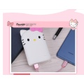 Etui portable Powerbank Hello-kitty pour téléphone intelligent