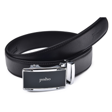Men'S Leather Leather Jeans Belt  Casual Simple