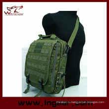 Водонепроницаемый тактические слинг мешок армии рука сумка ноутбук сумка рюкзак