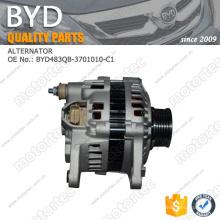 OE BYD f3 repuestos alternador BYD483QB-3701010-C1