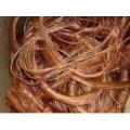 Pure Millberry Copper, Desechos de Cobre, Cobre Wire Scrap 99.9%