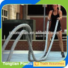 2 polegadas 50 pés de corda de batalha para treinamento GYM
