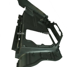 Automotive plastic door system mold