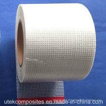 55GSM tecido de malha de fibra de vidro para a construção