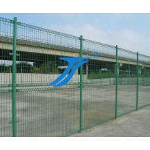 Galvanisierte Barriere temporäre Zaunplatte