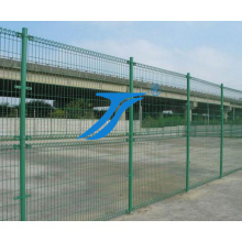 High Visibility Welded Wire Mesh Temporary Security Fencing