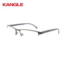 2018 Metal Front con TR Temple Ready Descuento Eye Glasses Frame Eyewear Eyeglasses Marco de gafas En stock Spetacle Frame