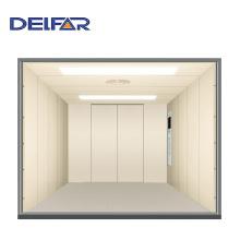 Elevador de carga eléctrico grande y estable para uso en la construcción