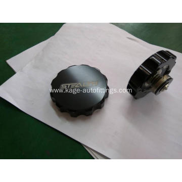Specified fuel tank cap for cars